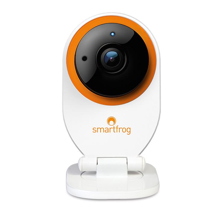Smartfrog Kamera-Paket (†berwachungskamera inkl. Video-Speicher)